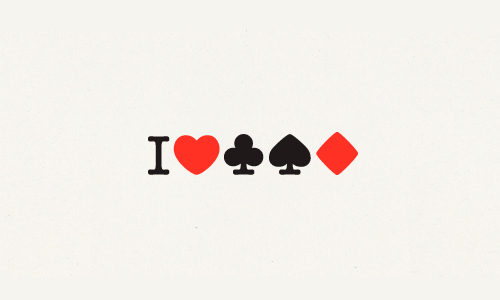 I Love Poker Logo
