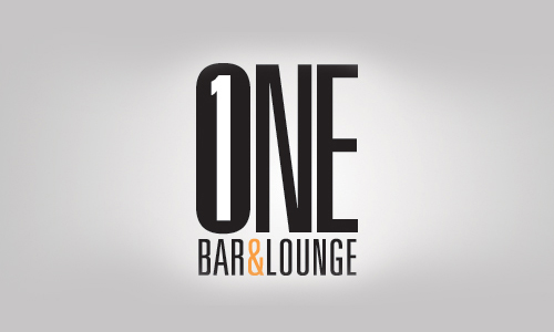 One Bar & Lounge Logo