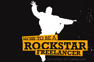 Rockable Press – How to Be a Rockstar Freelancer by Collis & Cyan Ta'eed