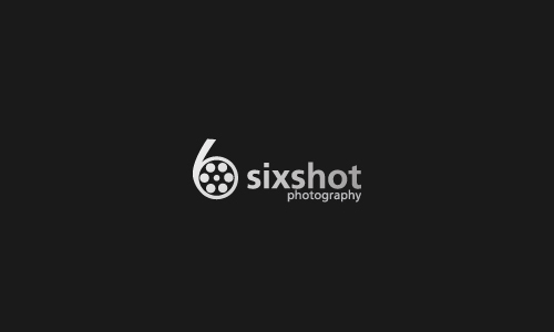 Six Shot Photography Logo