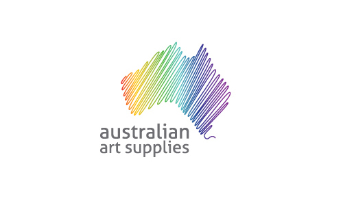 Australian Art Supplies Logo