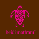 Heidi Mottram turtle logo
